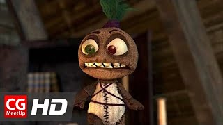 "CGI Animated Short Film HD ""Vudu Dolls"" by artFive animation 