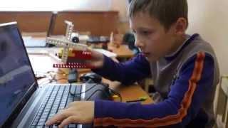 """Занятия для детей 5-8 лет по LEGO конструированию  в Белгороде """"Перворобот WeDo"""""""