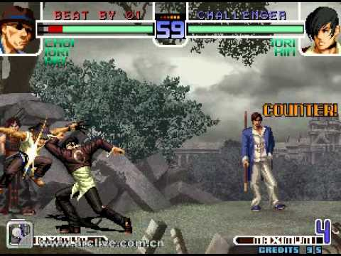 JUGAR KOF 2002 ONLINE PC [FIGHTCADE] 100% GRATIS..! from YouTube · Duration:  6 minutes 30 seconds