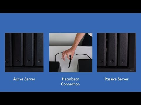 Synology   Maximize Uptime with a High-Availability Cluster