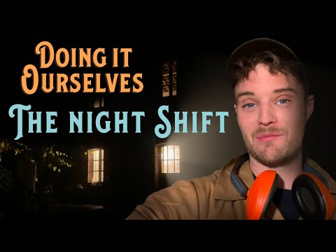 The Night Shift - Renovating A Chateau Gardeners Cottage - Doing It Ourselves