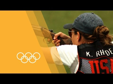 Kimberly Rhode on five Olympic medals | Words of Olympians