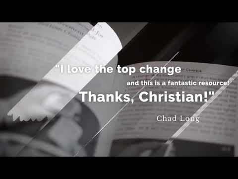 The Top Change by Magic Christian (Hardcover)