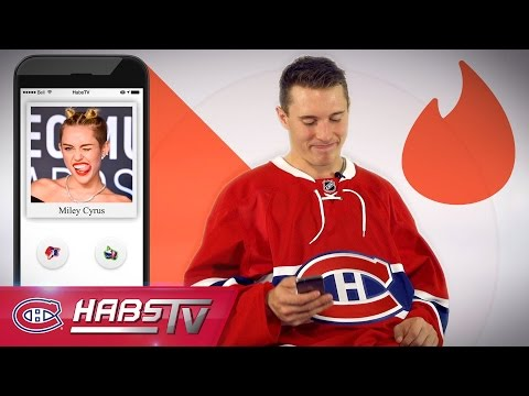 If Brendan Gallagher were on TINDER: Miley Cyrus, Oprah + more