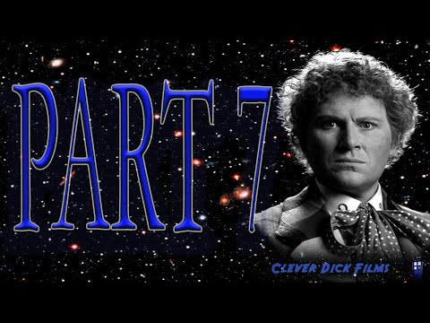 Dr Who Review, Part 7 - The Colin Baker Era