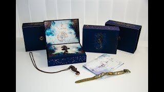 TOMORROWLAND 2018 Unboxing Ticket : The Story of PLANAXIS