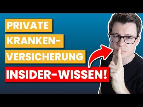 Private Krankenversicherung - INSIDERWISSEN | stabile Beiträge und mehr
