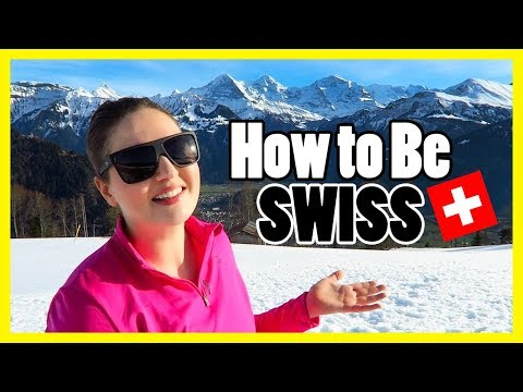 Switzerland dating culture