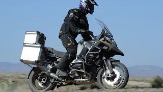 2014 BMW R1200GS Adventure First Ride - MotoUSA