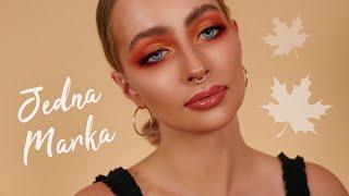 JESIENNY MAKIJAŻ - NOWOŚCI EVELINE - Makijaż jedną marką
