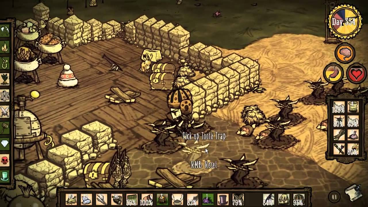 Dont Starve Building A House