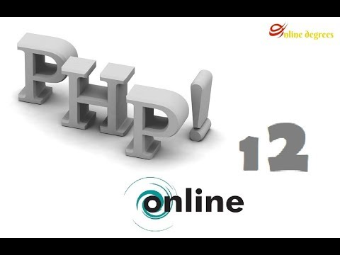 Online Degrees: PHP Online 12  More PHP Functions, Global Keyword, and the And Conditional Operator