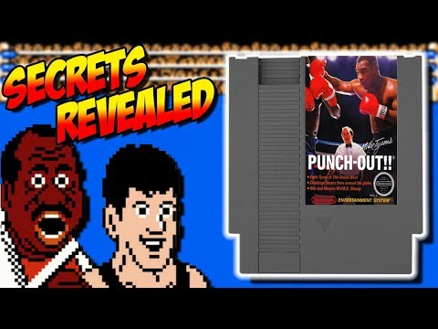 Mike Tyson's Punch Out NES Secrets And History That Will Knock You Back To The 80s