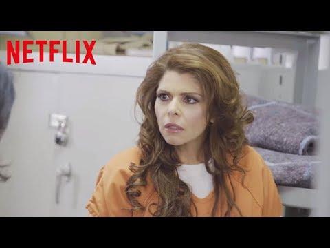 ¡Maldita lisiada! en Orange is the New Black      Netflix