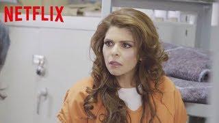 ¡Maldita lisiada! en The Orange is the New Black |  | Netflix