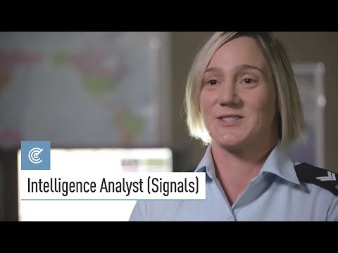 Air Force - Signals Air Intelligence Analyst - Toni