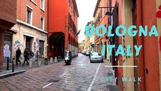 Life in Italy, Bologna City Walk