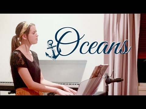Oceans - Hillsong United (cover)  | Jess Bauer