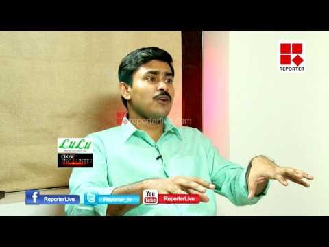 Close Encounter with Ex Minister AK Saseendran │Reporter Live