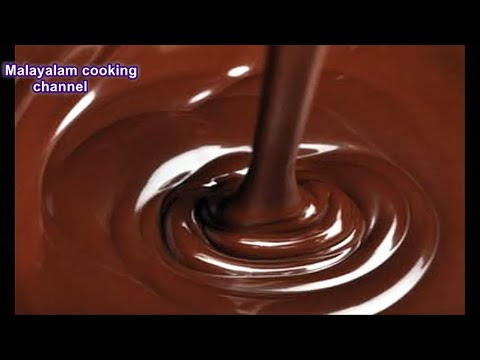 how to make chocolate dipping sauce with cocoa powder