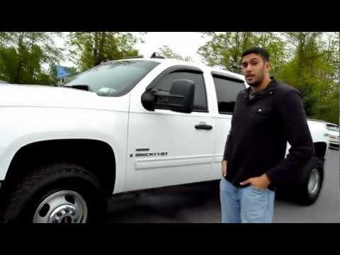 2007 GMC Sierra 3500 Diesel For Sale