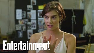 The Walking Dead's Lauren Cohan: Difficult Decisions To Be Made In Season 8 | Entertainment Weekly