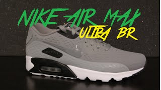 Nike Air Max 90 Ultra BR UNboxing & OnFeet
