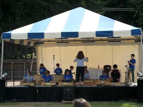 Minter Creek Elementary School Xylophone Band