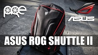 ASUS ROG Shuttle II Backpack - Quick Overview