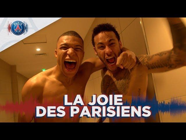 LA JOIE DES PARISIENS !