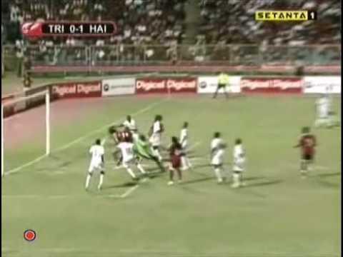 Trinidad and Tobago vs Haiti - Final - Caribbean Cup 2006-07