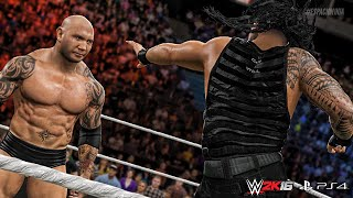 WWE 2K16 ALL SIGNATURES & FINISHERS! W/ Tired animations! & Charged Finishers! PS4 & XBOX ONE