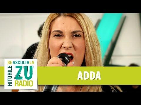 Adda - Lupii (Live la Radio ZU)