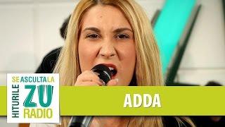 Repeat youtube video Adda - Lupii (Live la Radio ZU)