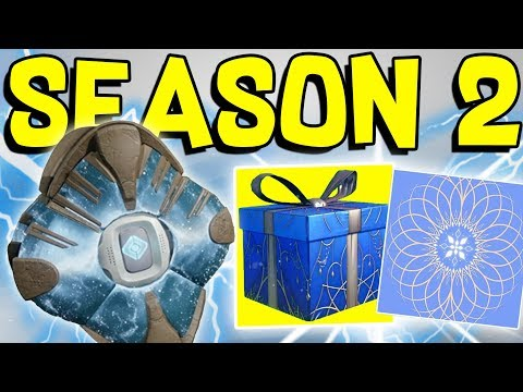 Destiny 2 - NEW SEASON 2 EXOTICS & DAWNING EVENT! New Weapons, Armor, Trials & Iron Banner