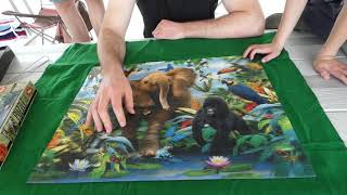 Prime 3D Jungle Puzzle -Fun To Do See Other 3D Shark National Geographic to Compare