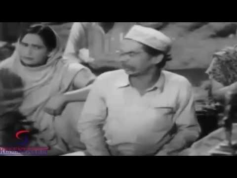 Kitna Badal Gaya Insaan - Mohammed Rafi - RAILWAY PLATFORM - Sunil Dutt, Nalini Jaywant.