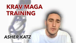 Krav Maga Training in the IDF