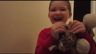 OUR LITTLE BOY IS GROWING UP! (1.26.15) DAILY VLOG #69