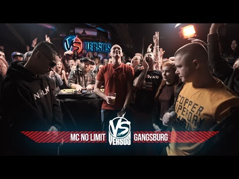 VERSUS BPM: MC No Limit VS Gangsburg