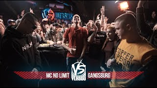 VERSUS BPM MC No Limit VS Gangsburg