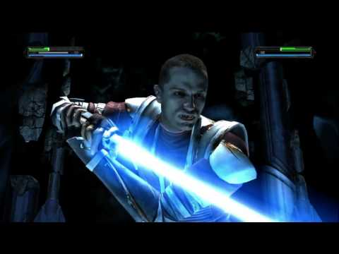 Star Wars The Force Unleashed Ultimate Sith Edition - Jedi Temple cutscenes