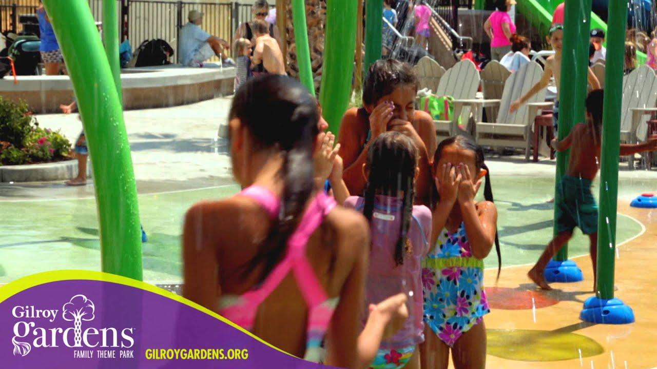 Gilroy Gardens Family Theme Park   YouTube