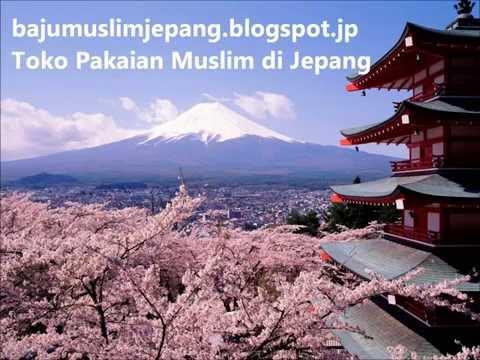 Jual baju muslim di Jepang