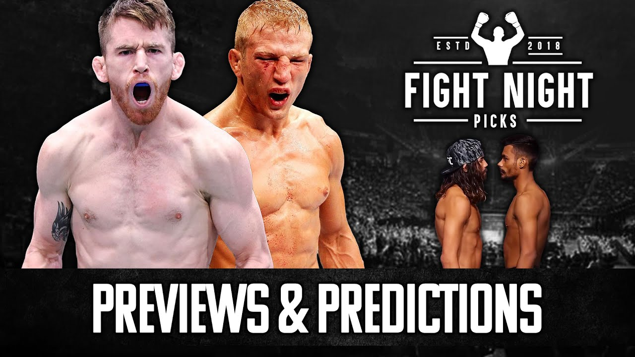 UFC Fight Night Live results and analysis -- Cory Sandhagen vs. TJ ...