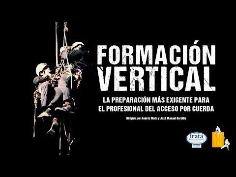 Formación Vertical - un documental de EASTAV sobre la formación de IRATA International