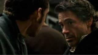 Sherlock Holmes Trailer 2009 Robert Downey Jr.