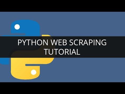 Python Web Scraping Tutorial - 1 | Python BeautifulSoup Tutorial | Python Tutorial | Edureka