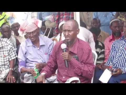 Persons with disability in Mandera want the Senate give an account of Sh16 Million misappropriated