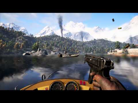 Explore Kyrat's Lowlands In 'Far Cry 4's Latest Trailer